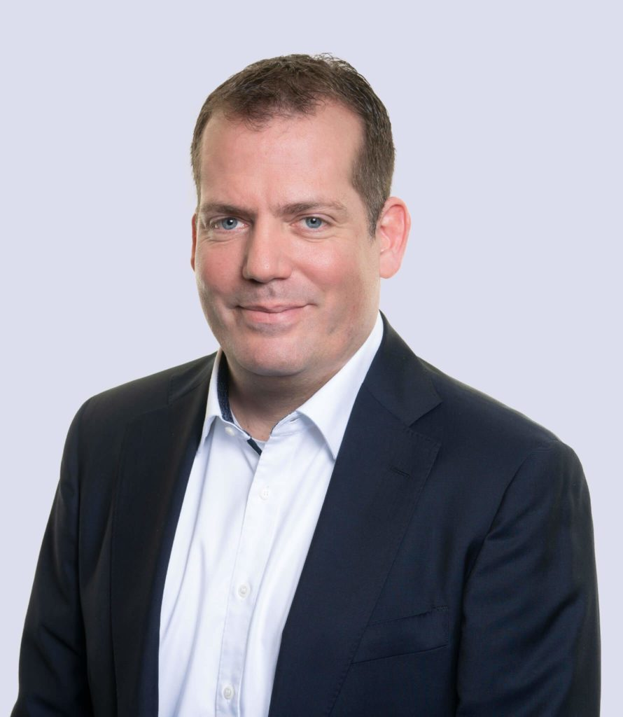 Serge Ballinari Head of cio advisory
