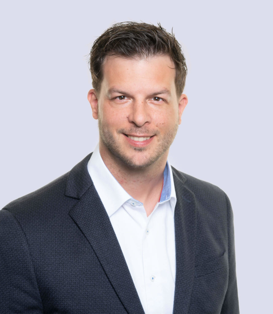 Stefan Mueller Head of datacenter and connectivity